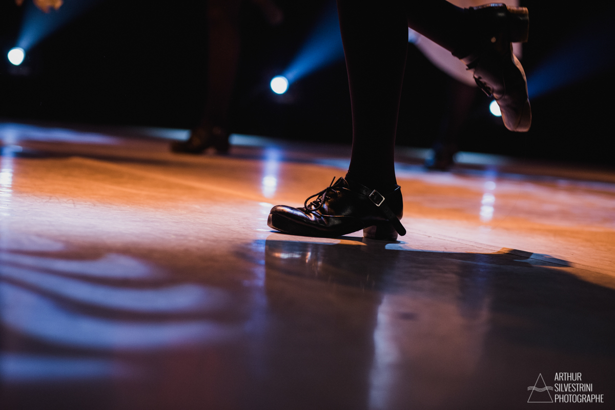 Irish Tap and Dance